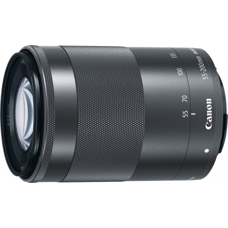 Canon efm 55-200mm f4.5-6.3 is stm