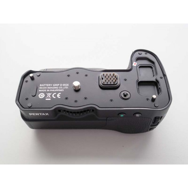 Pentax battery grip d-bg6