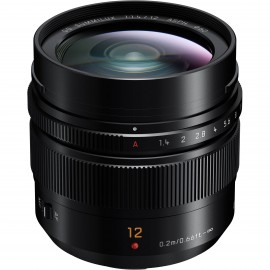 Panasonic 12mm f1.4 asph leica dg summilux