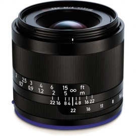 Zeiss loxia 35mm f2 mf full frame Sony