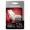 Samsung Micro SD Evo Plus 128Gb 4K 100Mb/S